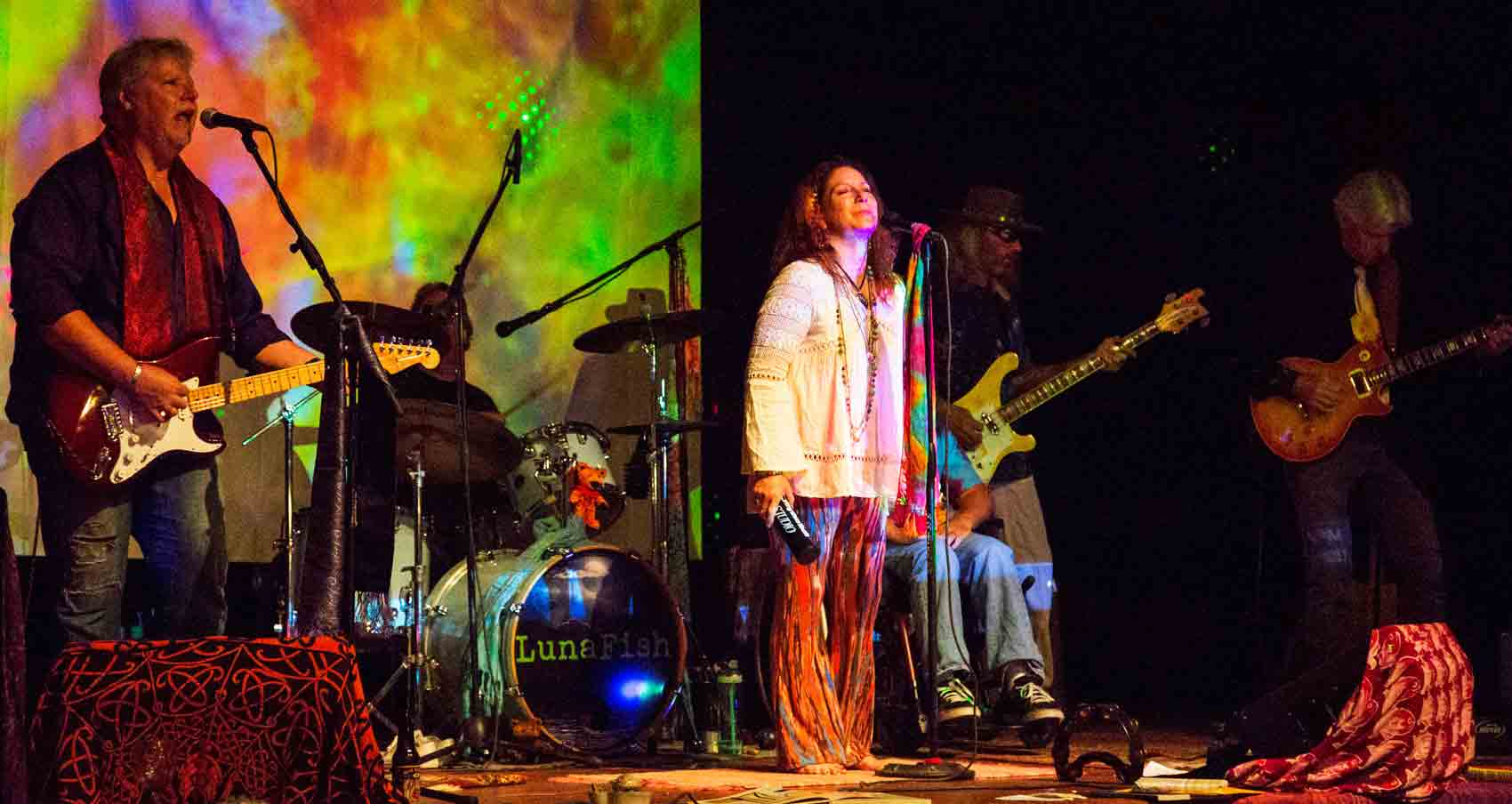 Home | LunaFish | Rock'n Roll Band | Jeff Fish | Livermore, CA